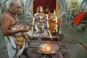 Festivalstatuer fra Ekamranātha tempelet, Kanchipuram